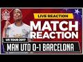 BARCELONA 1-0 MANCHESTER UNITED | NEYMAR Goal Wins It!