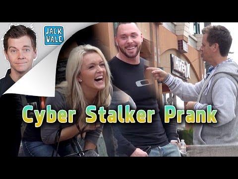 Cyber Stalker Prank