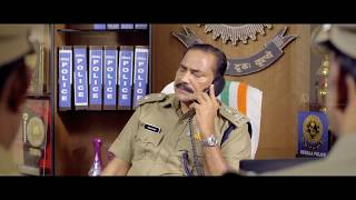 Poilce Maman Malayalam Movie | Scenes | Title Credits | Police investigate about accident