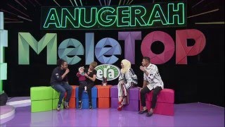 MeleTOP - #CoupleMeleTOP, Johan & Ozlynn Cerita Tips Menarik Rumah Tangga! Ep174 [1.3.2016]