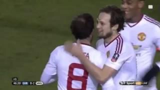 Shrewsbury Town 0-3 Man United Highlights English Commentary HD