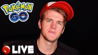 POKEMON GO LIVE!