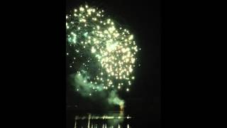 Sherkston Shores Fireworks Labour Day 2014