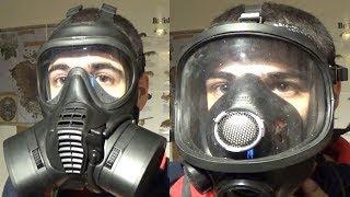 Panoramic Lens respirators