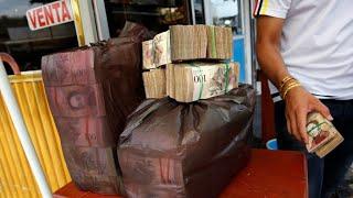 GMS: NEWS AND PROPHECY- EL SALVADOR DECLARES EMERGENCY DROUGHT; VENEZUELA AT 1000,000% INFLATION