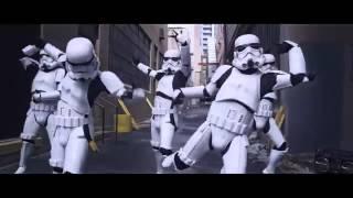 Stormtrooper Secrets Hip Hop Twerk ( Star Wars Dance)