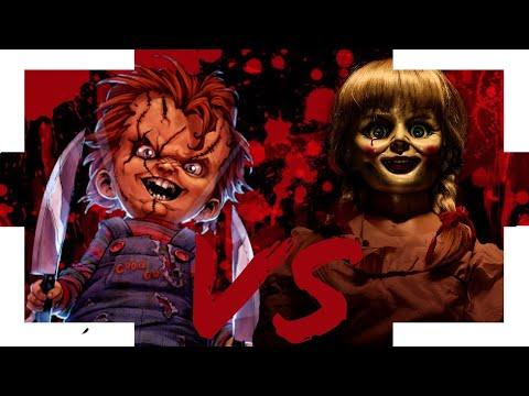 Chucky vs Annabelle Duelo Sombrio RAP