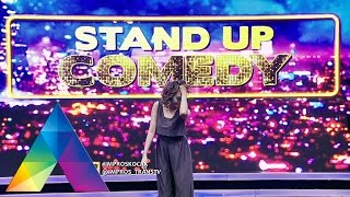 IMPROVISASI SELEBRITI - Rina Nose Stand Up Comedy