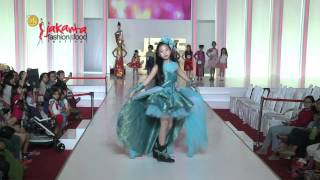 Grand Final Gading Model Search Kids Category - Jakarta Fashion & Food Festival 2014