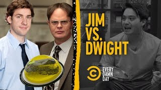 """What Are Jim's Top 3 Pranks on Dwight in """"The Office""""?"""