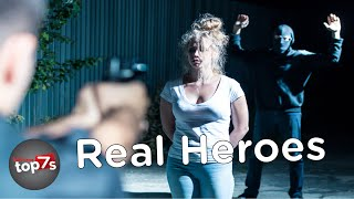 Top 7 Cases Of Real Life Heroes