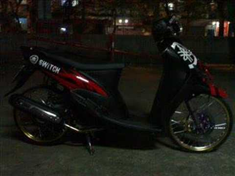 YAMAHA MIO DRESS UP