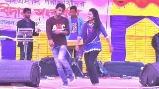 Bangla Dance Performance | Dance Bangla Dance Academy | Monirul & Saima Stage Dance