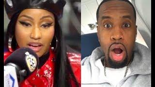 "NIcki Minaj DRAGGED For HAT!NG On Safaree. ""He's A BUM & Can't Rap"""