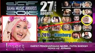 HEBAT!!! FATIN Shidqia Dapat Penghargaan Music Award 2016 Di Jerman ~ Gosip Terbaru 26 Agustus 2016