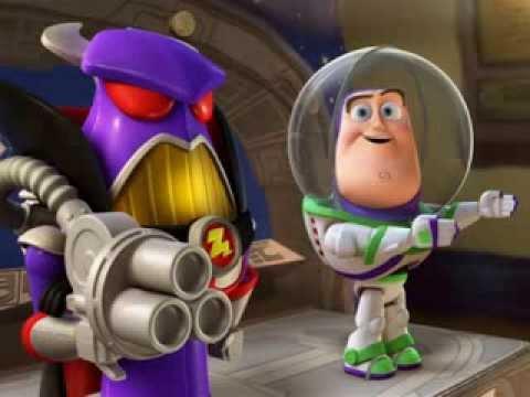 Toy Story Toons Zestaw pomniejszony