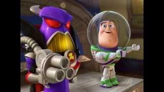 Toy Story Toons - Zestaw pomniejszony