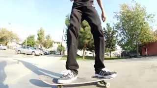 Double Inward Heelflip   Trick Challenge