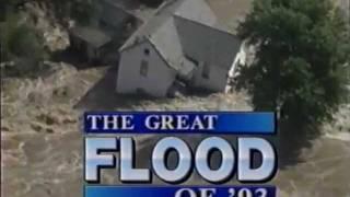 KSDK, Great Flood of '93, October 1993
