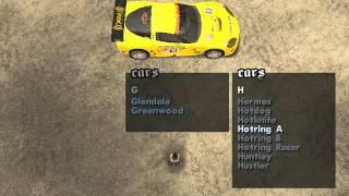 GTA SA Mod Car Pack
