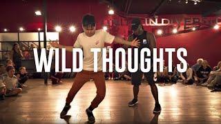 WILD THOUGHTS | DJ Khaled & RIHANNA | choreography by @Willdabeast__ & @_nat_bat