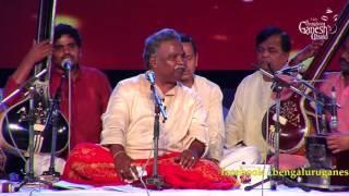 Pt. M Venkatesh Kumar singing