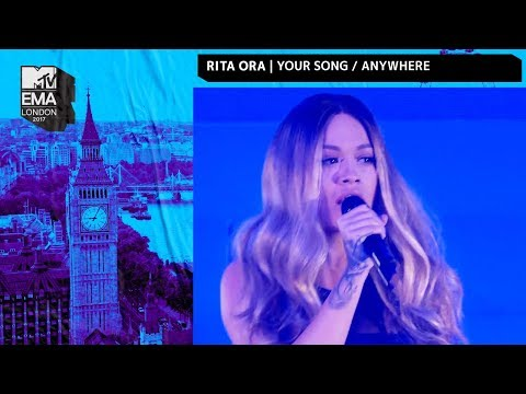Xxx Mp4 Rita Ora Performs Your Song Anywhere Medley MTV EMAs 2017 Live Performance 3gp Sex