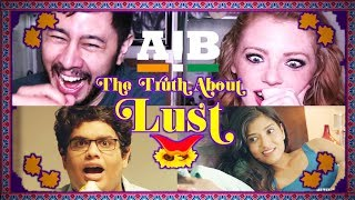 AIB THE TRUTH ABOUT LUST | Reaction by Jaby & Juliana Lee!