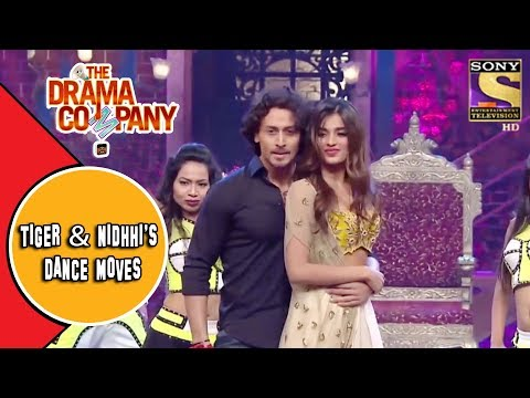 Xxx Mp4 Tiger Shroff And Nidhhi Agerwal 39 S Chemistry The Drama Company 3gp Sex