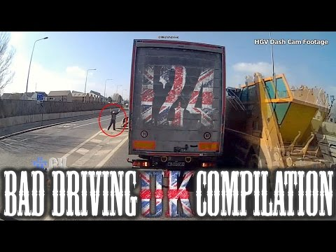 watch Bad Driving UK Compilation 124