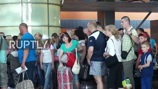 Ukraine: Boryspil airport resumes operations following cyber-attack