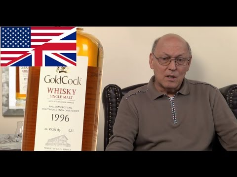 Whisky Review/Tasting: Gold Cock 20 years 1996