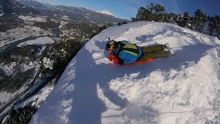 GoPro Awards: Toboggan BASE Jump