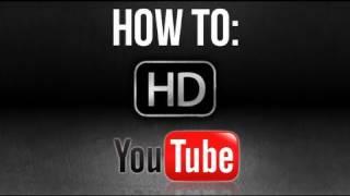Optimize your HD Videos!
