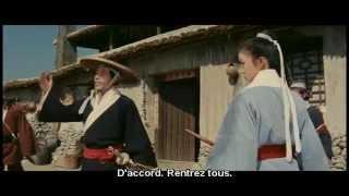Dragon Inn de King Hu : extrait 2