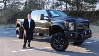 2015 Ford F350 Black Ops Dually Lifted Fully Loaded