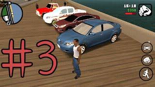 #3 اضافة مجموعة سيارات سعودية جاهزة في لعبة GTA sa للاندرويد - سيارات سعودية واضحة !!!
