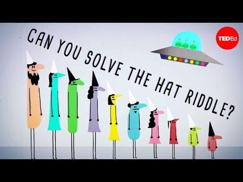 Can you solve the prisoner hat riddle Alex Gendler