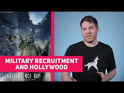 Military Recruitment and Hollywood