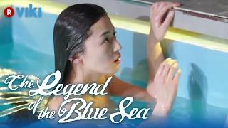 [Eng Sub] The Legend Of The Blue Sea - EP 14   Jun Ji Hyun's Secret Revealed