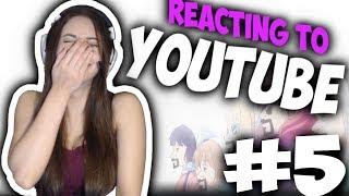 Sweet Anita Tourettes - YouTube Reactions #5