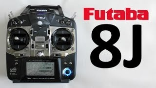 FUTABA 8J Review and User Guide in HD By: RCINFORMER