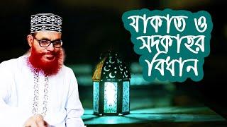Islame Jakat And Sadaqah er Bidhan ALLAMA DELWAR HOSSAIN SAYEEDI