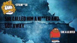 SHE CALLED HIM A NI**ER!!!