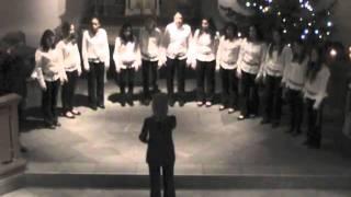 Jerusalem Of Gold By N.Shemer - The Meitav Vocal Ensemble