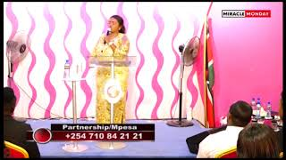 Doors Of New Beginings By Rev Lucy Natasha. Miracle Monday Service.