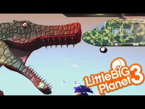 Xxx Mp4 JURASSIC WORLD FALLEN KINGDOM LittleBIGPlanet 3 Gameplay LBP 3 3gp Sex