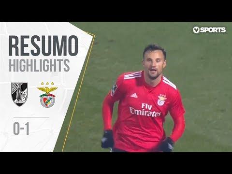 Xxx Mp4 Highlights Resumo Vitória SC 0 1 Benfica Liga 18 19 18 3gp Sex