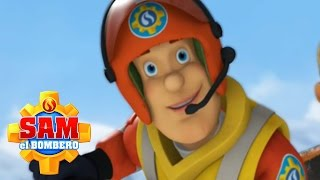 Sam el Bombero en Español: El Nuevo Heroe | dibujos infantiles 🚒