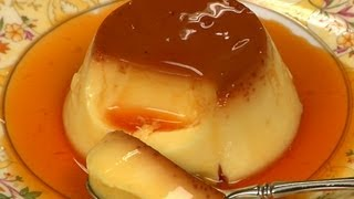 How to Make Custard Pudding (Easy Custard Pudding Recipe | Egg Pudding) | Cooking with Dog